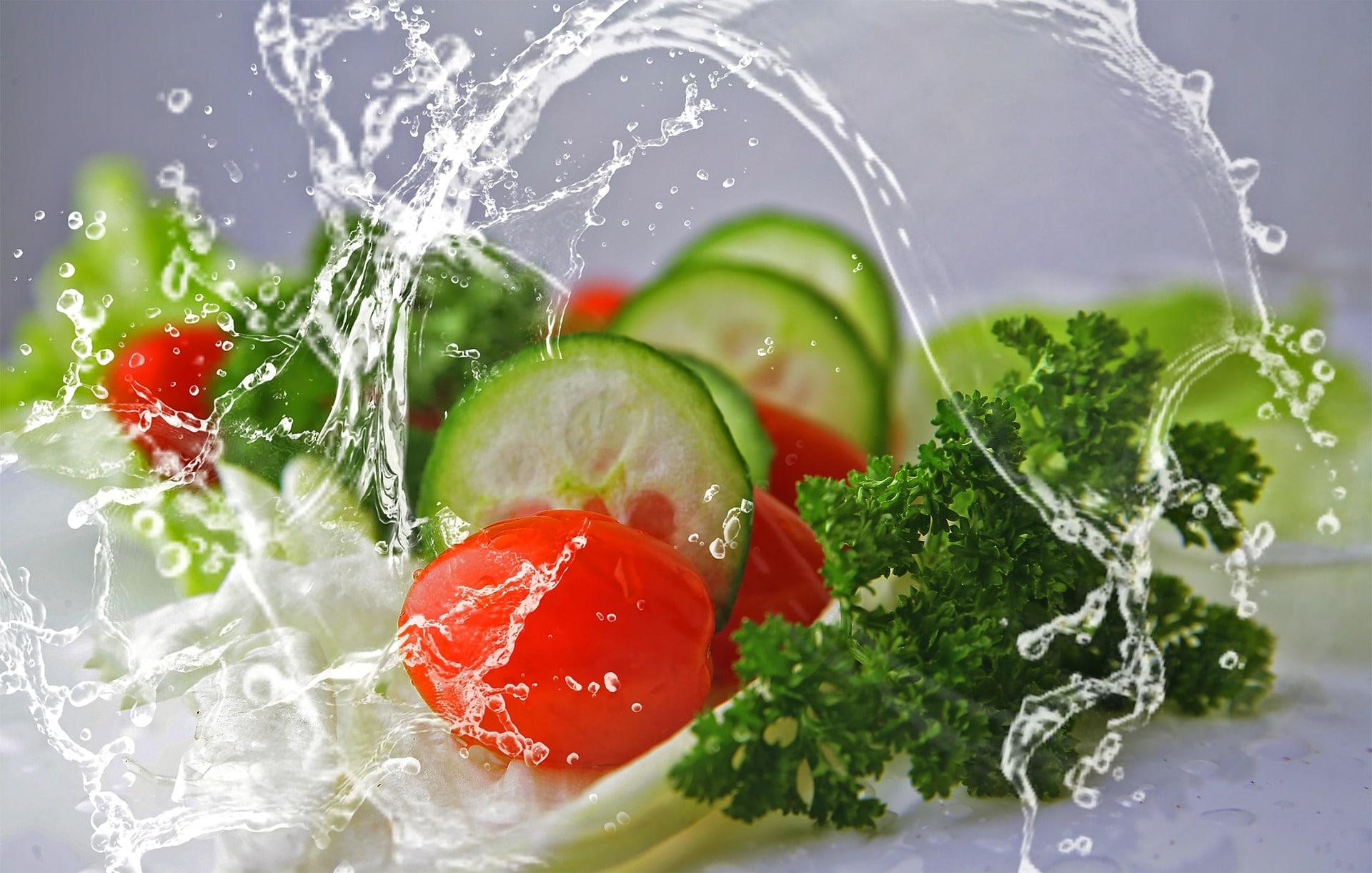 Vitamin, Gemüse